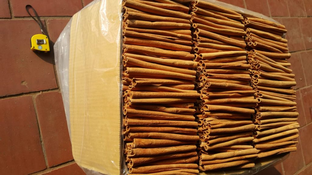 Vietnam Cinnamon Stick 30cm packed in 10kgs PE/carton